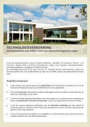 TECHNOLOGIEVERKENNING - Passiefhuis Platform