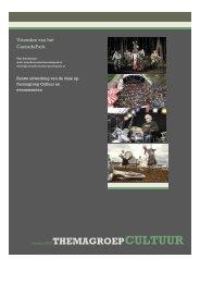 Cultuur&evenementen - Vrienden van het CascadePark