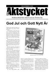december 1998 - ArkivCentrum Örebro län