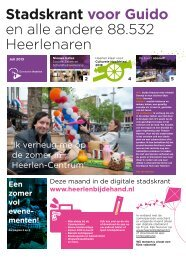 Stadskrant - Gemeente Heerlen