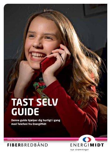 TasT selv Guide - EnergiMidt
