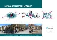Byer og tettsteder i Akershus», om utfordringer- potensialer