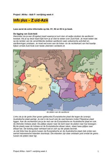 Info plus – Zuid-Azië - Alles-in-1