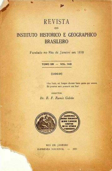 Antiqualhas e Memórias do Rio de Janeiro, volume 1, por ... - WikiUrbs