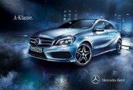 Brochure nieuwe A-klasse - Stern Auto