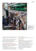 Slutrapporten på svenska - Öresund som cykelregion - Page 5