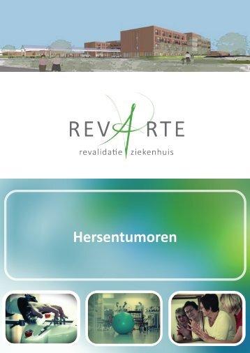 voorblad hersentumoren - Revalidatieziekenhuis RevArte