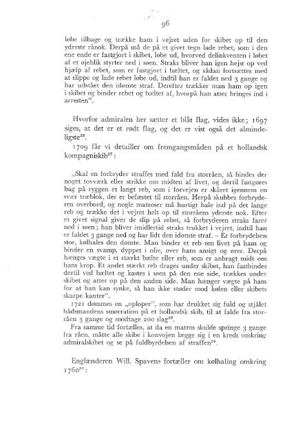 Kølhaling og råspring, et par gamle sømandsstraffe, s. 89-132