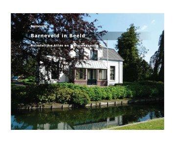 Welstandsnota 2012 - Barneveld in Beeld.pdf - Gemeente Barneveld