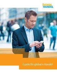 Guide för global e-handel.pdf - Svensk Handel