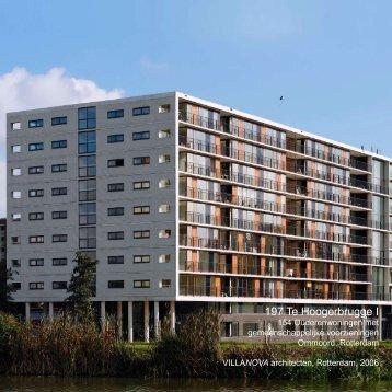 197 Te Hoogerbrugge I - Villanova Architecten