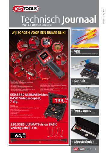 Journaal - KS Tools Nederland