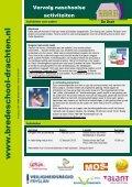 Januari – maart - Brede School Drachten - Page 3