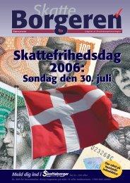 Skattefrihedsdag 2006: Skattefrihedsdag 2006:
