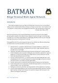 Inhoudelijke deel van het projectvoorstel voor de IDVV ... - BATMAN - Page 2