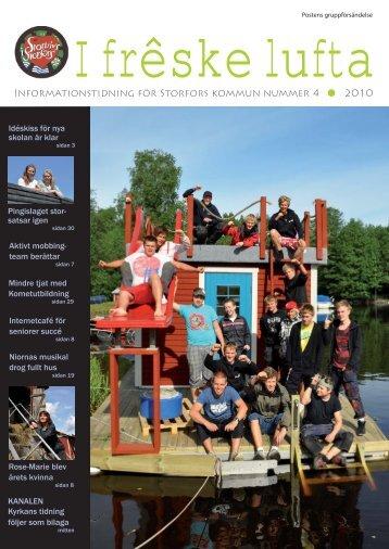 I freske lufta_nr4_2010.pdf - Storfors kommun