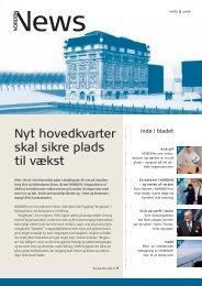 Nyt hovedkvarter skal sikre plads til vækst - Dampskibsselskabet ...