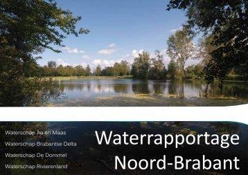 Waterrapportage Noord-Brabant - Waterschap Aa en Maas
