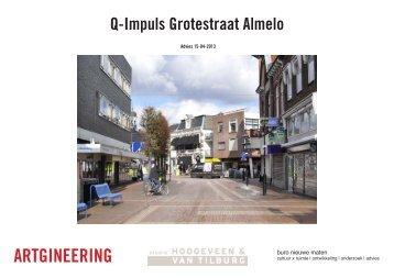 ARTGINEERING - Gemeente Almelo