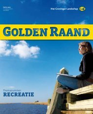 recreatie - Stichting Het Groninger Landschap
