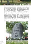 Kirkeblad nr. 4, 2010 - Rønninge Kirke - Page 6