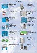 Werkplaats- en magazijninrichtingen - Adiform - Page 3