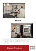 Vraagprijs € 159.000,- k.k. BAEXEM GENROYHOF 14 - Kierkels ... - Page 4
