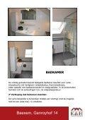 Vraagprijs € 159.000,- k.k. BAEXEM GENROYHOF 14 - Kierkels ... - Page 6