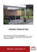 Vraagprijs € 159.000,- k.k. BAEXEM GENROYHOF 14 - Kierkels ... - Page 7