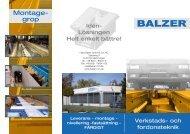 Kompletta lösningar - Balzer