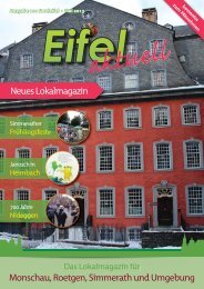 Eifel aktuell Ausgabe Mai 2013
