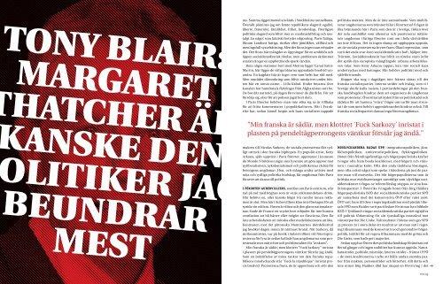 För nästan tio år sedan kom Olle Svennings bok ... - Manifest Analyse