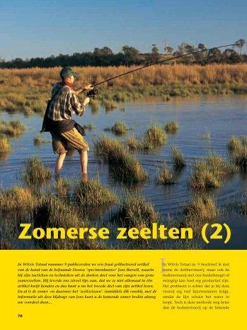 Zomerse zeelten (2) - Jens Bursell