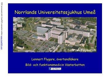 Norrlands Universitetssjukhus Umeå