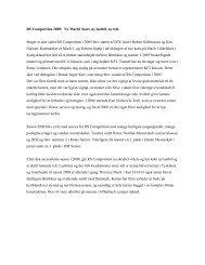 Download pdf med hele pressemeddelelsen fra RS ... - Gokartweb.dk
