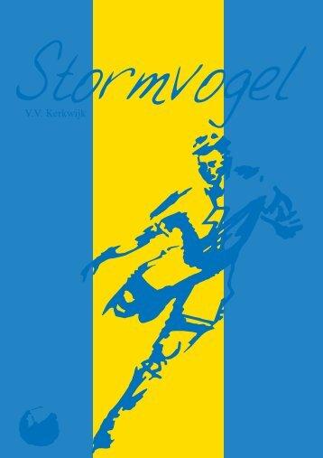 Stormvogel februari 2009 - vv Kerkwijk