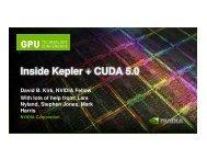 VSCSE-Keynote-Inside-Kepler-CUDA 5 - Programming ...