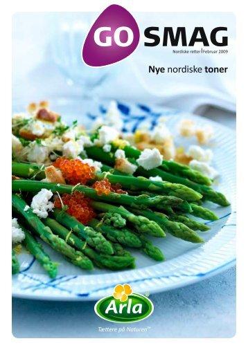 Nye nordiske toner - Arla Foodservice