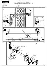 Vattenutkastare/Garden valve FMM 4285 - FM Mattsson