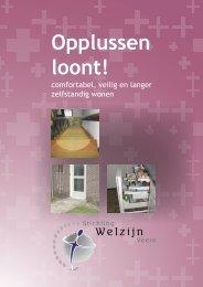 Opplussen loont! - Stichting Welzijn Veere