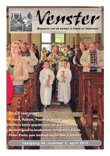 Jaargang 40, nummer 3, april 2012 - Heilige Nicolaas Parochie ...