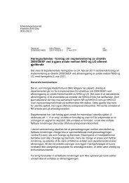 Gjøre avtale mellom NHO og LO allment gjeldende - Norges ...