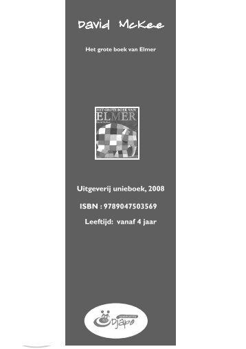 Het grote boek van Elmer in PDF - Djapo