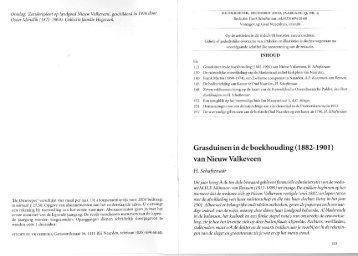 van Nieuw Valkeveen - De Omroeper / Stichting Vijverberg