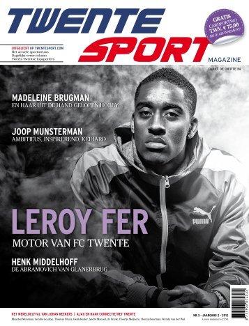 MOTOR VAN FC TWENTE - TwenteSport.com