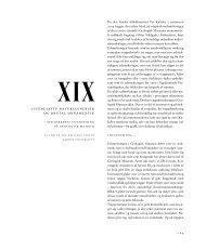 XIX. - Ny Carlsbergfondet