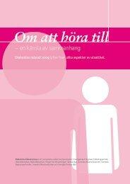 Diakonins månad 2009 - Sveriges kristna råd