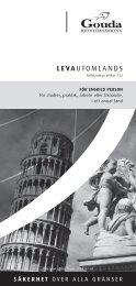 Leva utomlands (pdf) - Lingazelle