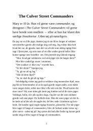The Culver Street Commanders - Pornobiblioteket.dk