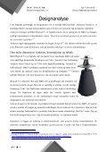 Bang & Olufsen markeds- og designanalyse [Feb. 2011] - Page 7